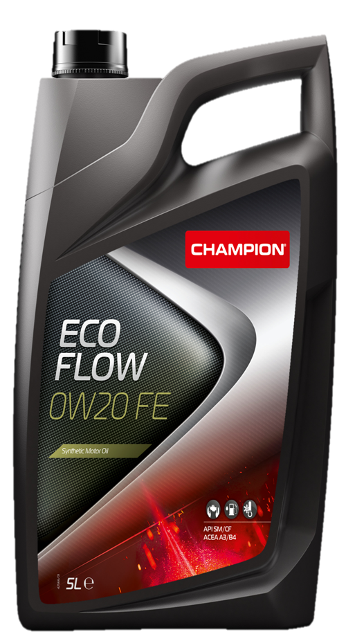 Olej Eco Flow